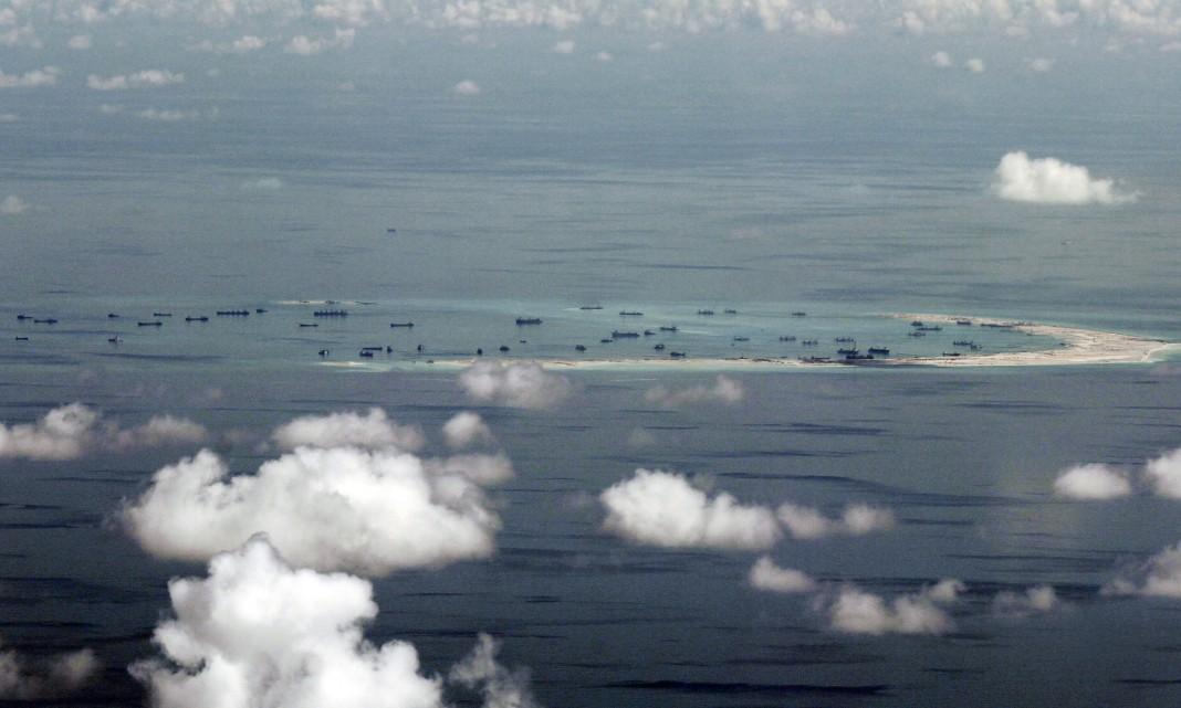 Trung Quốc gia tăng cưỡng ép đối với hoạt động dầu khí lâu đời của Việt Nam ở Biển Đông (AP Photo)