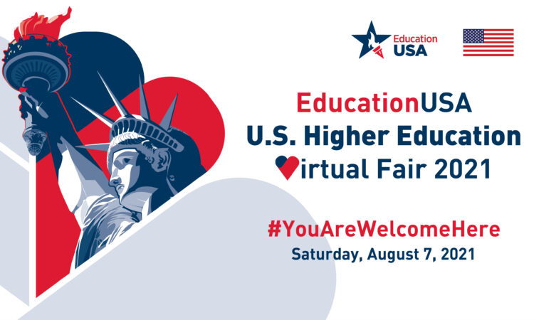 EducationUSA Virtual Fair 2021