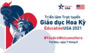 Triển lãm Trực Tuyến Giáo dục Hoa Kỳ EducationUSA 2021