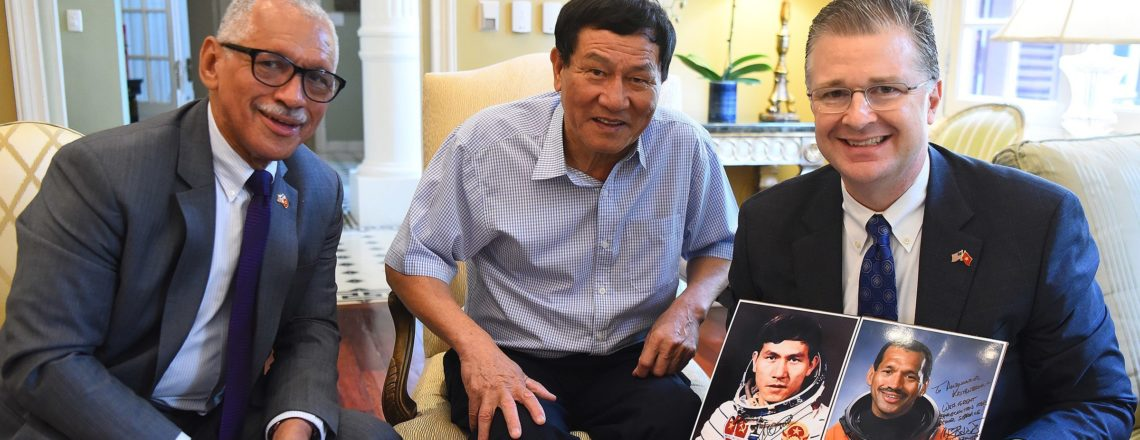 Promoting U.S.-Vietnam Space Cooperation