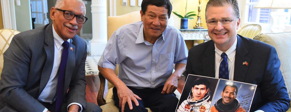 Tăng cường hợp tác vũ trụ giữa Hoa Kỳ và Việt Nam