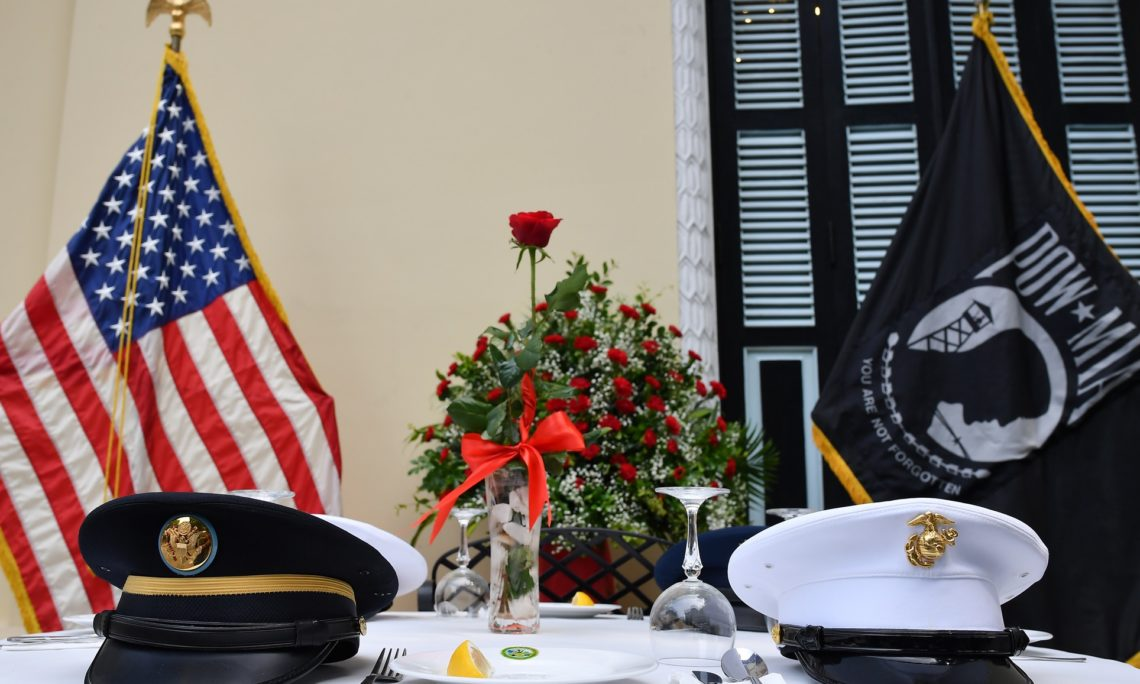 Cộng đồng Đại sứ quán Hoa Kỳ kỷ niệm Ngày Tưởng niệm Tù binh và Người mất tích