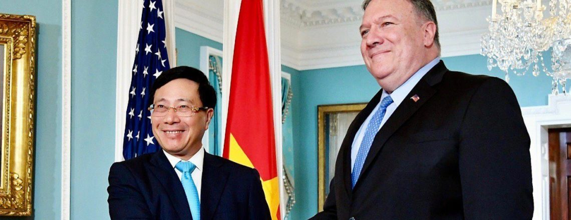 Secretary Pompeo's Meeting With Vietnamese Deputy Prime Minister and Foreign Minister Pha