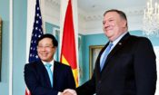 Secretary Pompeo's Meeting With Vietnamese Deputy Prime Minister and Foreign Minister Pham Binh Minh
