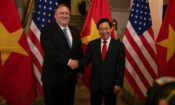 Secretary Pompeo and DPM Minh