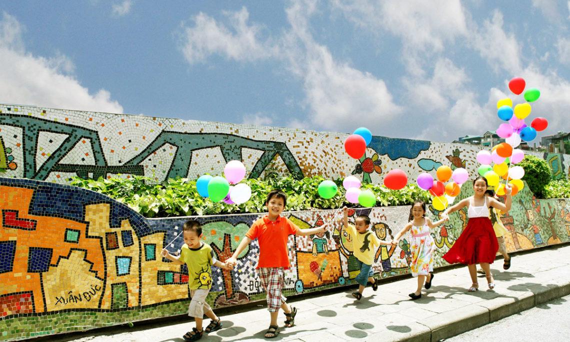 Cuộc thi thiết kế tranh tường kỷ niệm 25 năm quan hệ Việt Nam – Hoa Kỳ