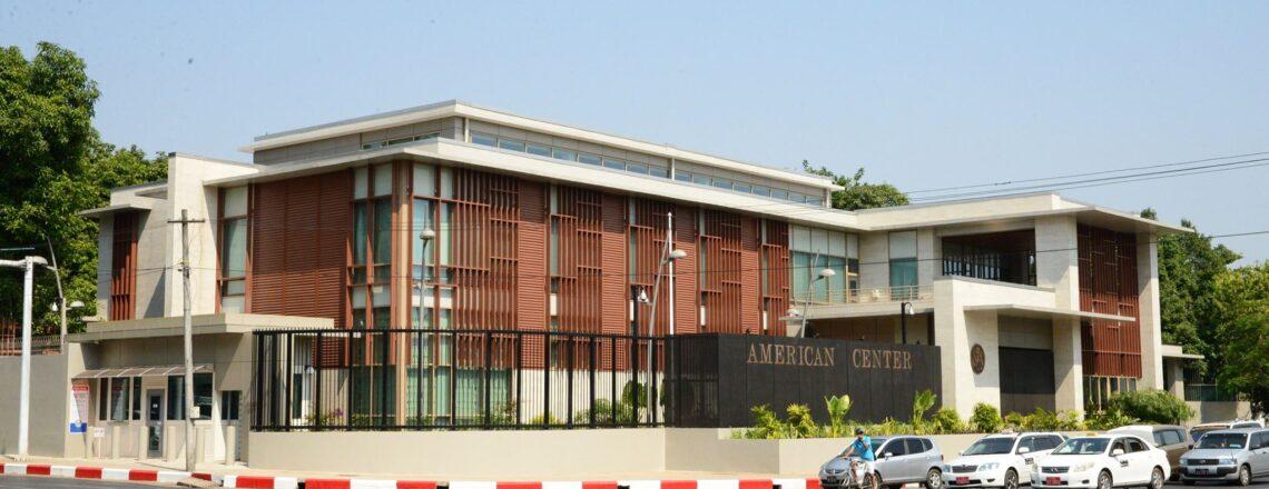 American Center Yangon