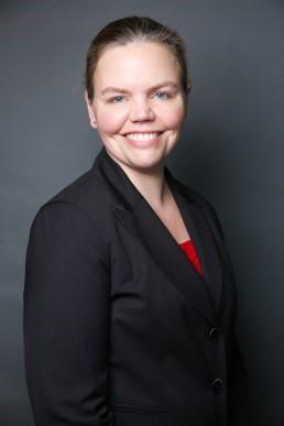 Photo of Chargé d'Affaires Gwen Cardno