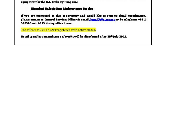 PDF Files Archives | U S  Embassy in Burma