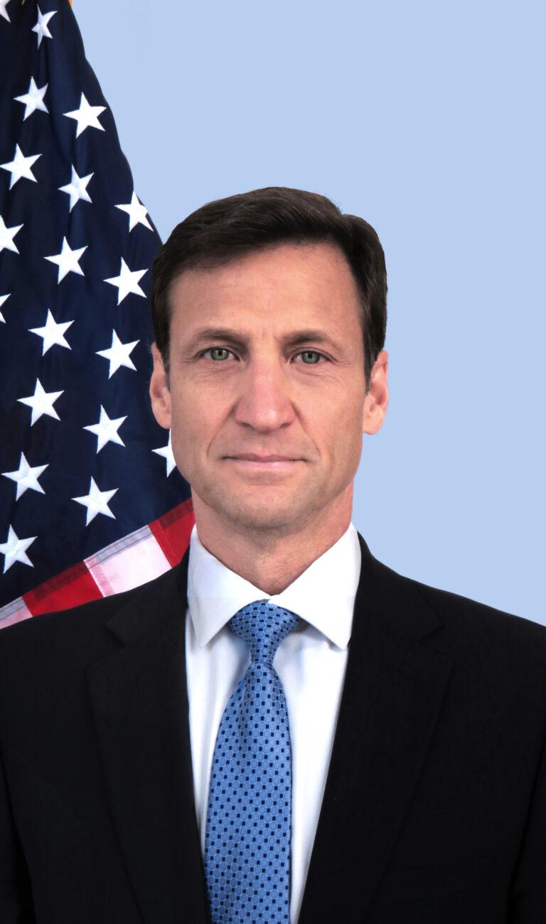 Photo of Ambassador Thomas L. Vajda