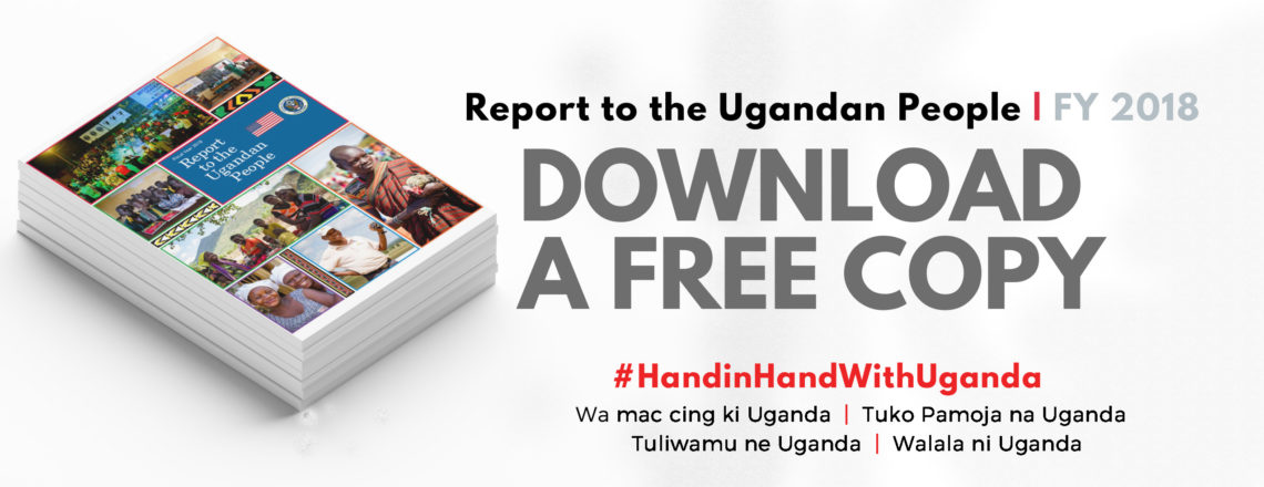 Get your copy of the Report to the Uganda People