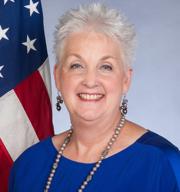 Photo of Ambassador Deborah R. Malac
