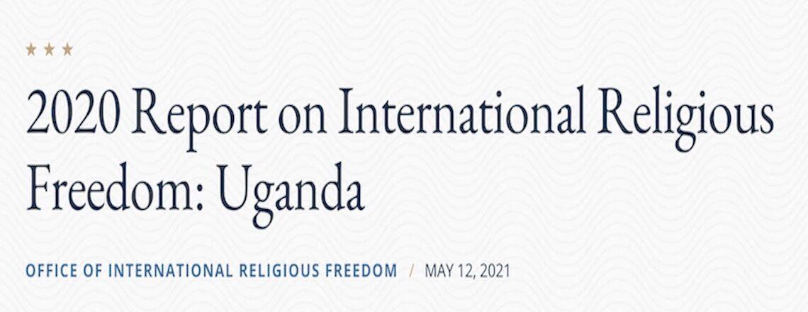 2020 Report on International Religious Freedom: Uganda