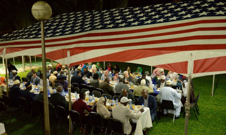 Ambassador Malac host Iftar Dinner for Muslim Leaders