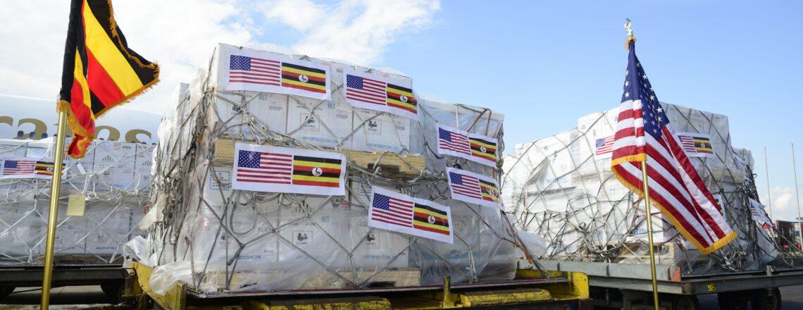 United States Donates 1.6 Million More COVID-19 Vaccines Doses to Uganda   Sept 20, 2021