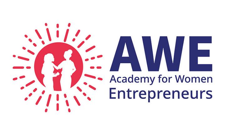 Academy for Women Entrepreneures graphic