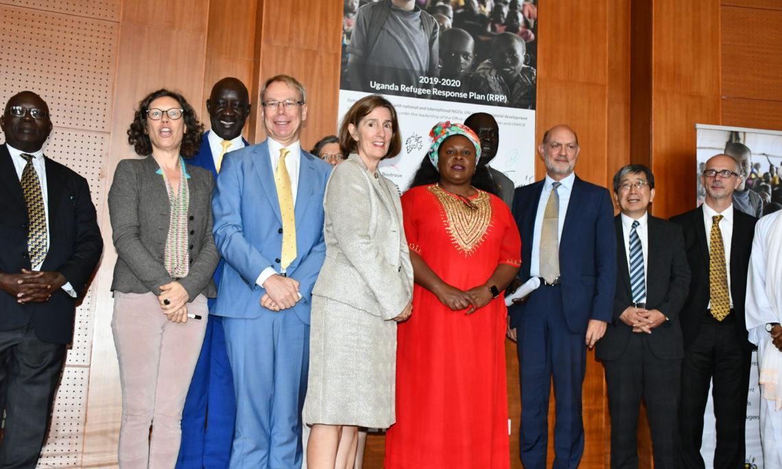 2019-2020 Uganda Refugee Response Plan   Remarks by Deputy