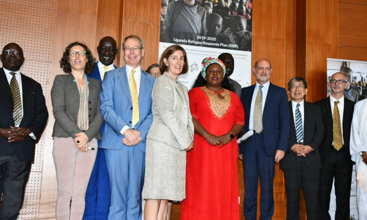 Launch of the 2019-2020 Uganda Refugee Response Plan
