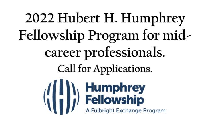 HUBERT HUMPHREY.2021