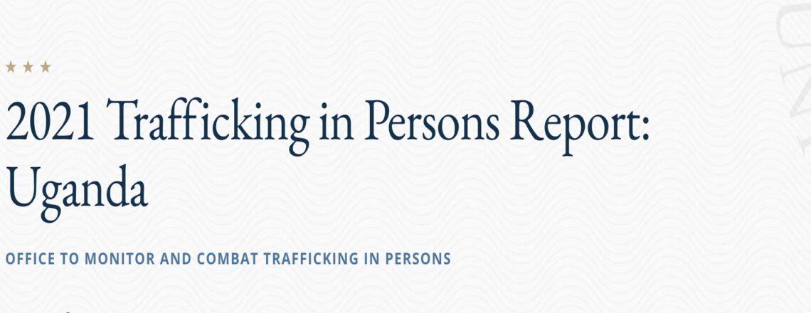 2021 Trafficking in Persons Report: Uganda