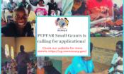PEPFAR Community Grants is calling for applications (2)
