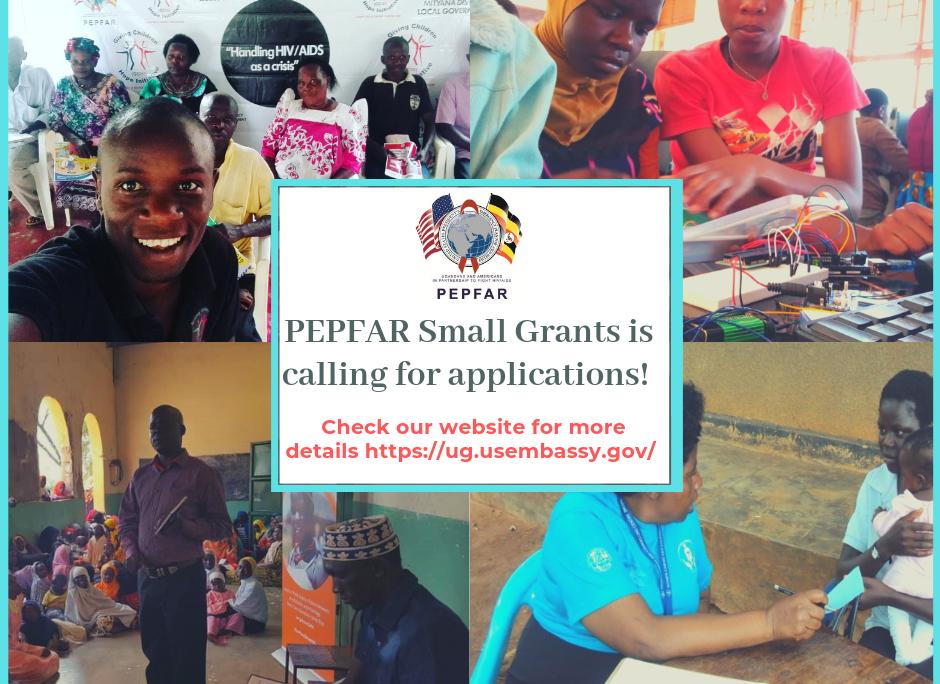 Notice of Funding Opportunity | PEPFAR Uganda Community