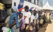 Uganda. Fleeing conflict, South Sudanese seek refuge in Uganda