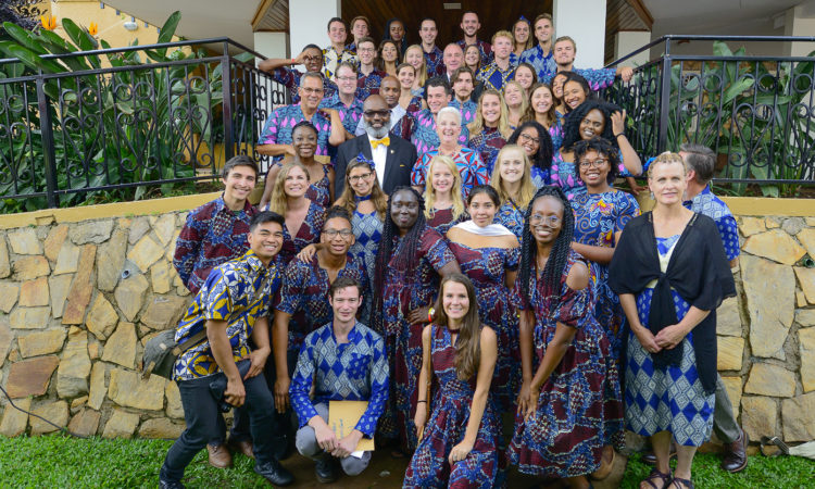 46 New Peace Corps Health and Agribusiness Volunteers