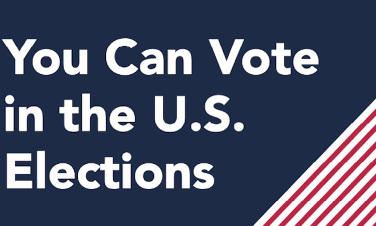 Americans can Vote