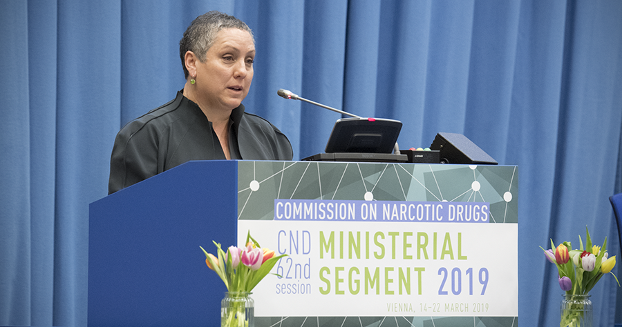 National Statement at the 2019 Commission on Narcotic Drugs
