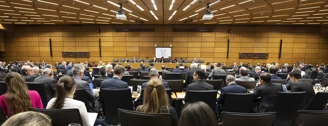 IAEA Board of Governors Meeting