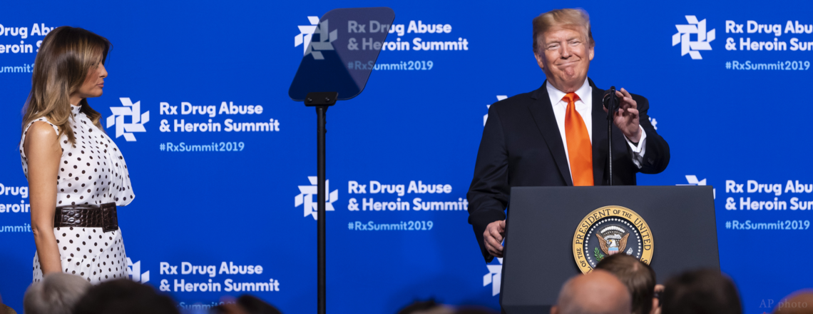 President Donald J. Trump Is Fighting to End the Opioid Crisis