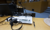 June 2019 IAEA Board of Governors Meeting, U.S. nameplate