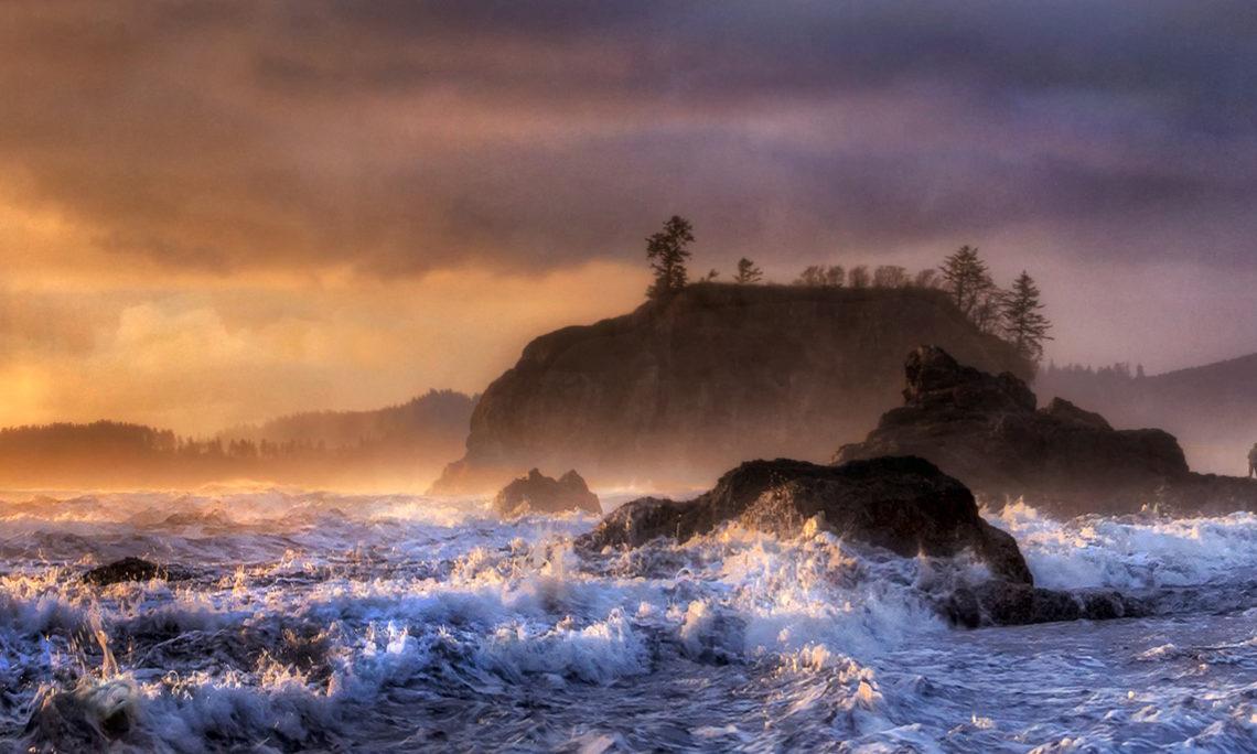 Olympic National Park, Washington State.