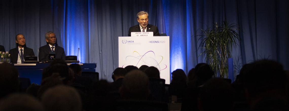 Energy Secretary Dan Brouillette's Remarks at ICONS 2020