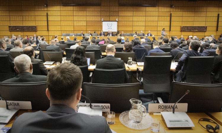 IAEA Board of Governors, March 9, 2020. (USUNVIE)