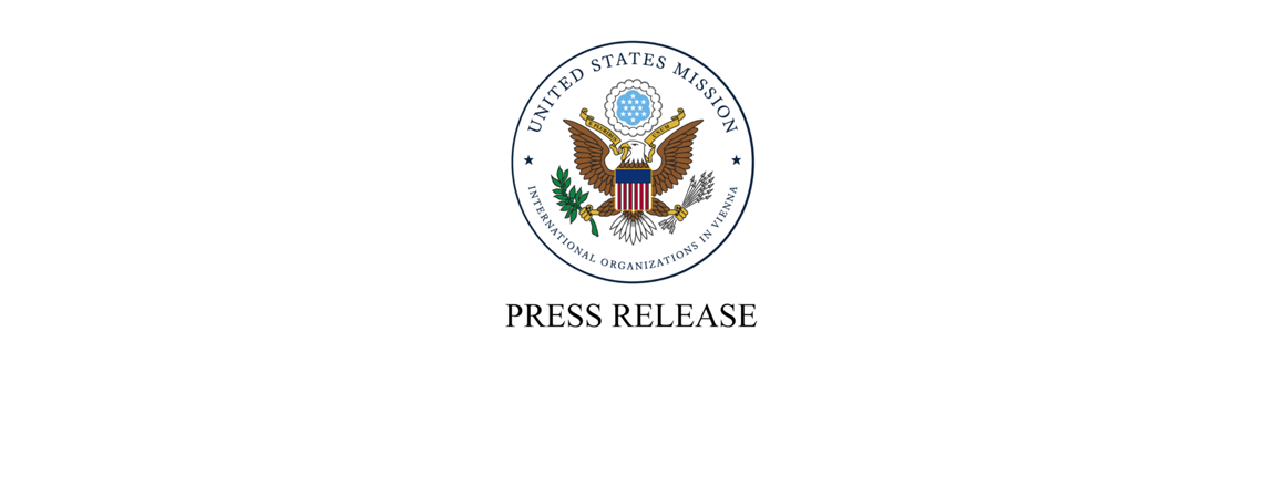 U.S. announces additional $5 million in funding to IAEA to Combat COVID-19 Outbreak