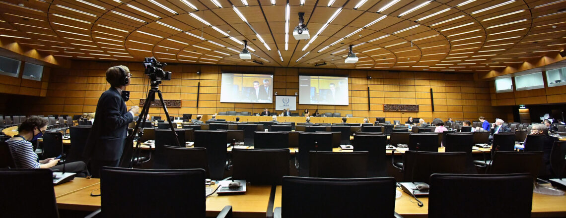 June 15-19 IAEA Board of Governors Meeting