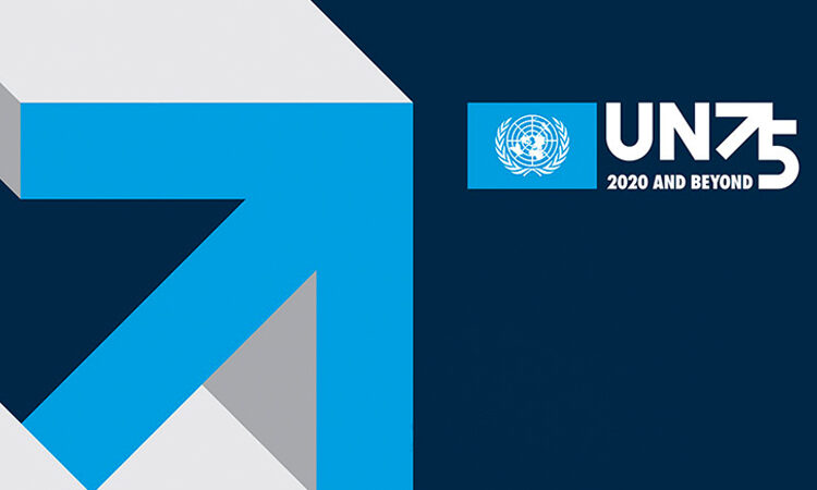 This year, the UN marked its 75th anniversary.