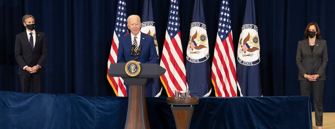 Remarks by President Biden on America's Place in the World