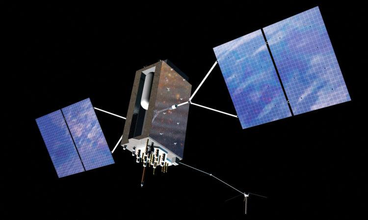 GPS III Satellite. (gps.gov)