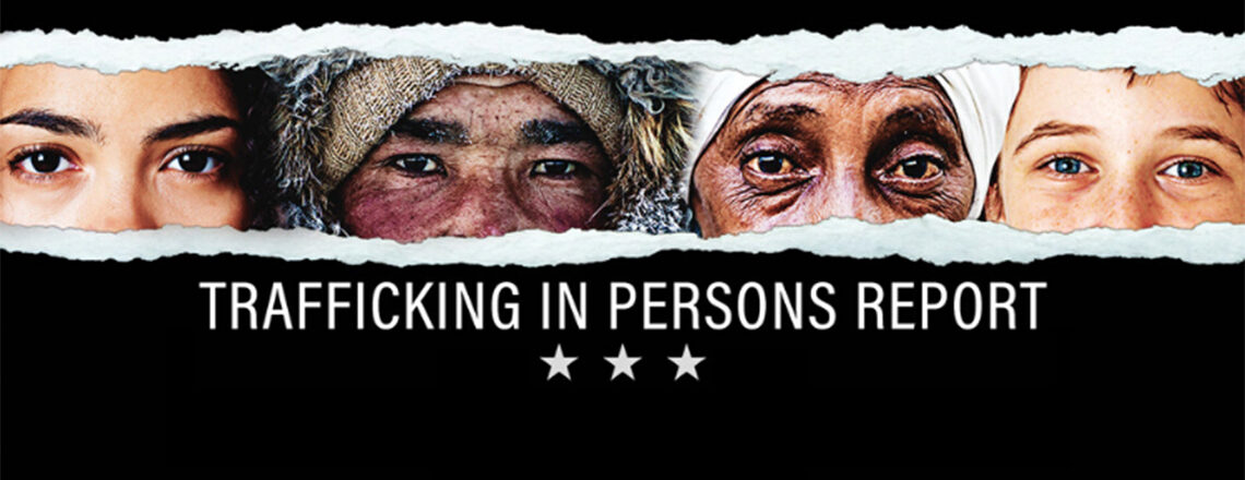 The 2021 Trafficking in Persons Report
