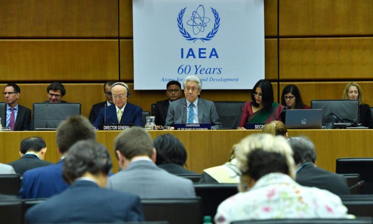 Photo: IAEA/Dean Calma