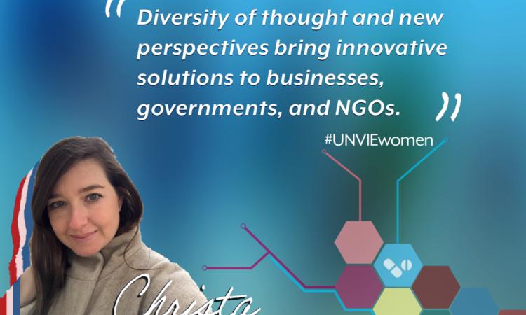 Christa Mikowicz | UNVIE Women