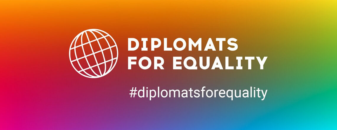 Diplomats for Equality support IDAHOBIT 2021