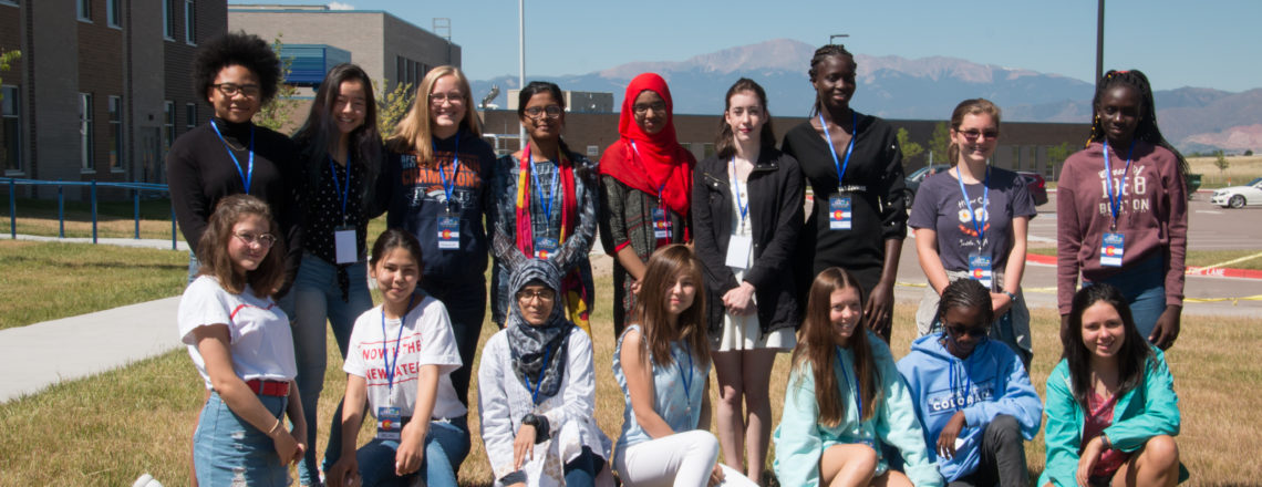 U.S. Mission Promotes Women in STEM with Weeklong Camp in Colorado