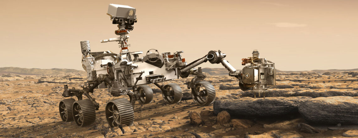 NASA's Perseverance Mars Rover Has Landed on the Red Planet!