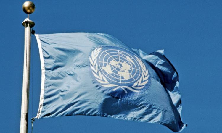 UN Flag (UN photo)