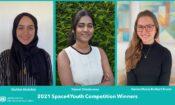 Space4Youth 2021 Winners.
