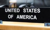 U.S. Placard